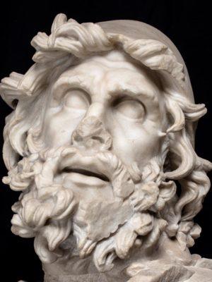 Testa di Ulisse dal Museo Archeologico di Sperlonga