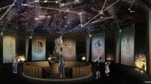 Copertina della mostra Raffaello e la Domus Aurea