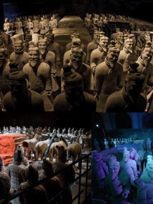 Esercito di guerrieri in Terracotta. In mostra alla Fabbrica del Vapore, Milano