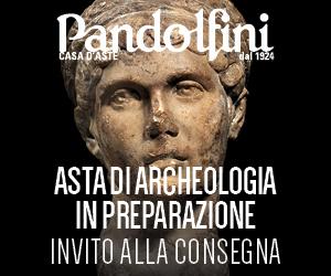 Pandolfini Casa d'Aste - Asta di archeologia