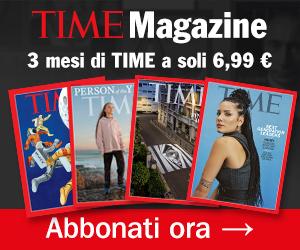 Abbonamento promozionale a Time Magazine